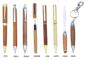竹笔,红木笔,实木笔,胡桃木笔,木制笔
